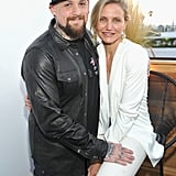 Cameron Diaz and Benji Madden Out in LA June 2016
