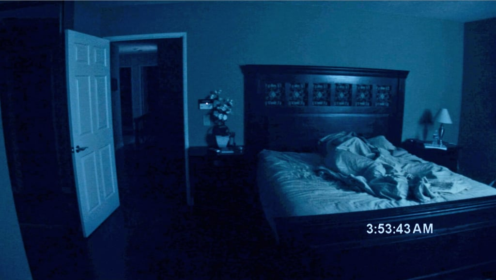 Paranormal Activity (2007) | Best Horror Movies of the 2000s