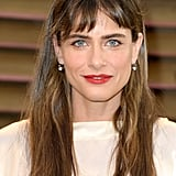 Amanda Peet at Vanity Fair Party