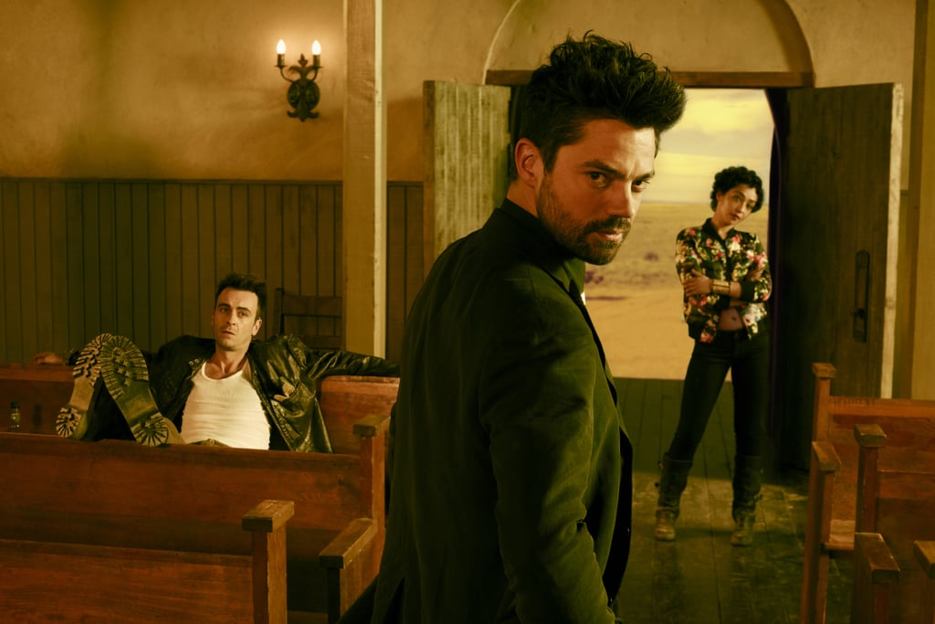 What Is Preacher About?
