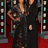 Pictured: Naomie Harris and Afua Hirsch