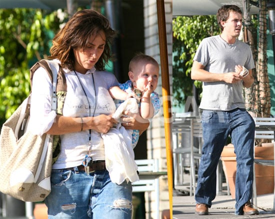 The Other Affleck Clan Plays in LA Too