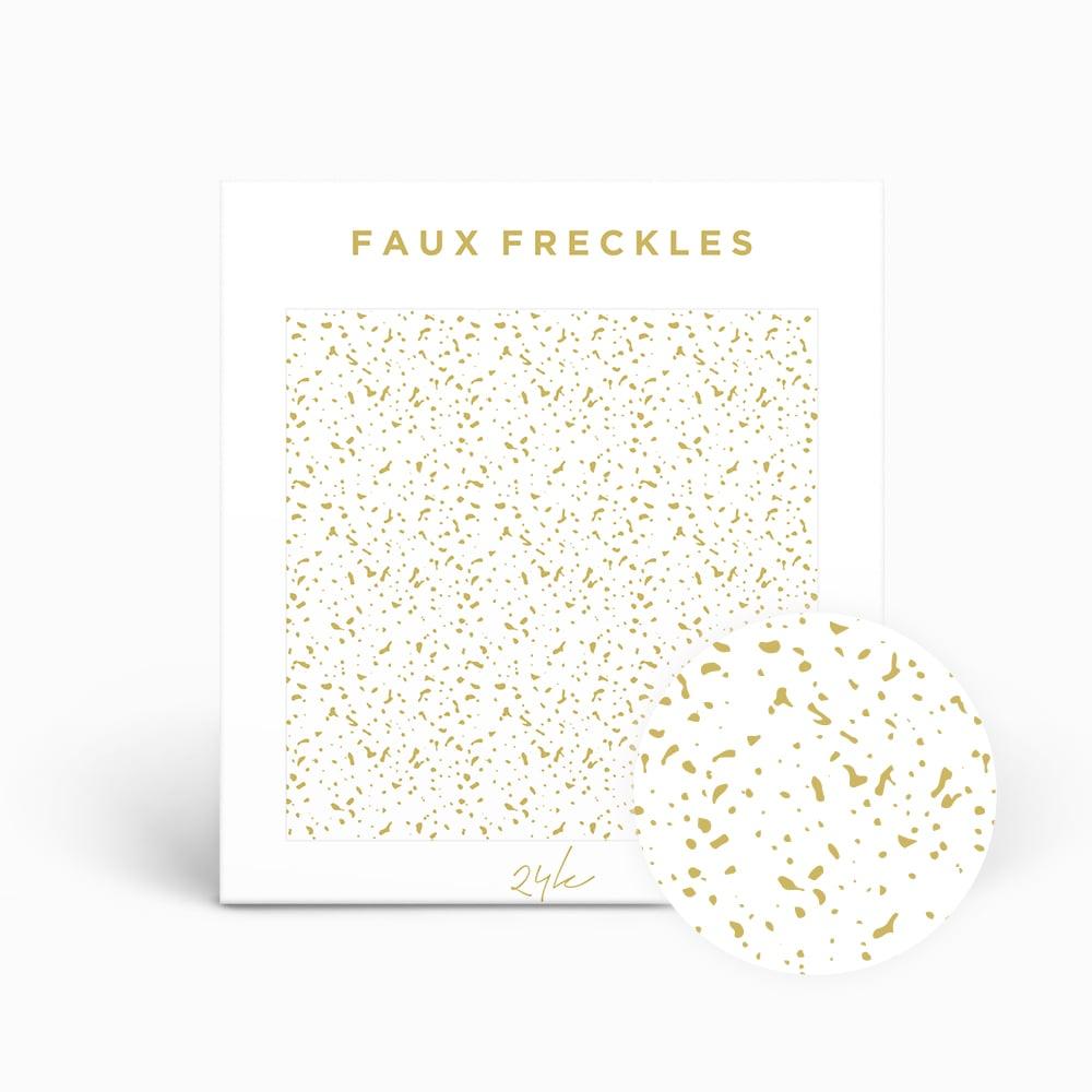 Faux Freckles 24K Palette
