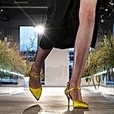 Jason Wu Shoes on the Runway at New York Fashion Week