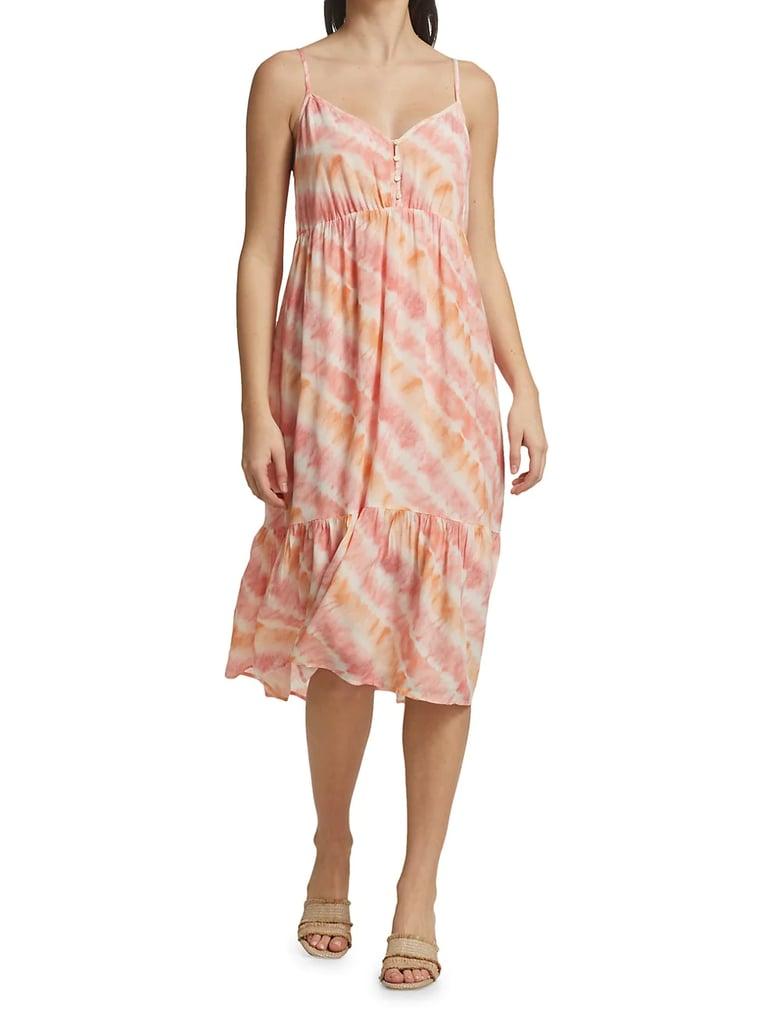 Rails Delilah Tie-Dye Tiered Dress