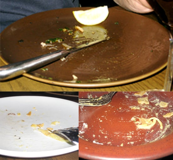 Are You a Member of the Clean Plate Club?