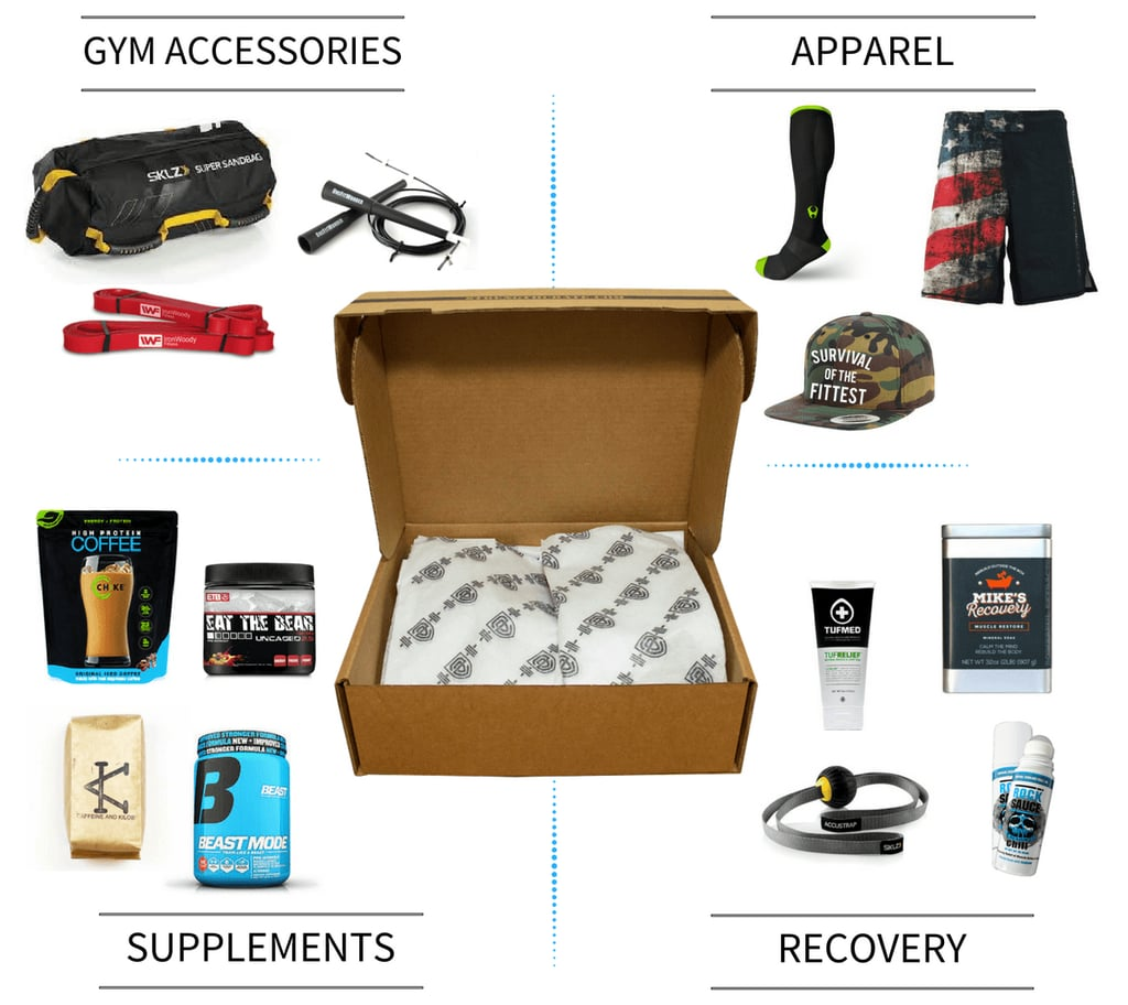 StrengthCrate Subscription Box