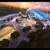 Overview of Tomorrowland Rendering