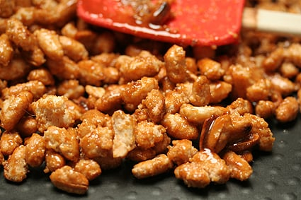 Yummy Link: Candied Peanuts
