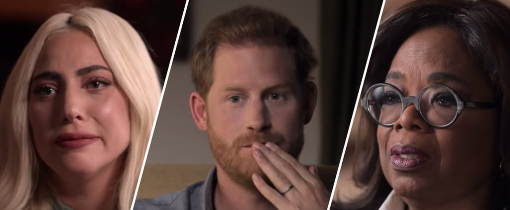 Revelations in Prince Harry and Oprah's The Me You Can't See