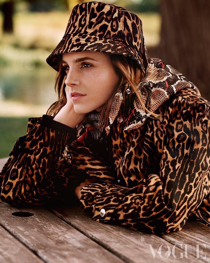 Emma Watson Talks About Turning 30 to British Vogue