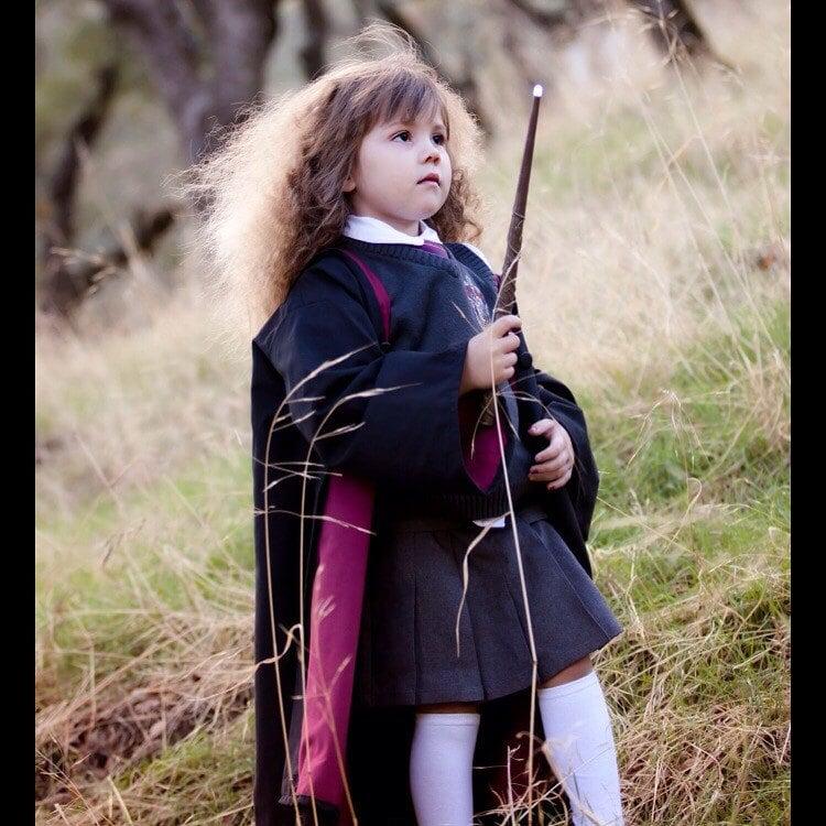 Hermione Halloween Costume Ideas.Minnie Hermione Granger Easy Diy Harry Potter Halloween Costume