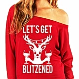 NoBull Woman Apparel Christmas Sweatershirt