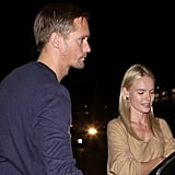 Pictures of Bosworth and Skarsgard