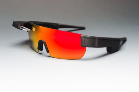 Solos Cycling Glasses by Kopin
