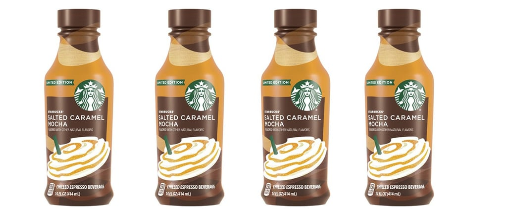 Starbucks Just Released Bottled Salted Caramel Mocha Iced Lattes!