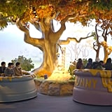 [4K] Pooh's Hunny Hunt Ride - Amazing Trackless Ride -  Tokyo Disneyland 2016