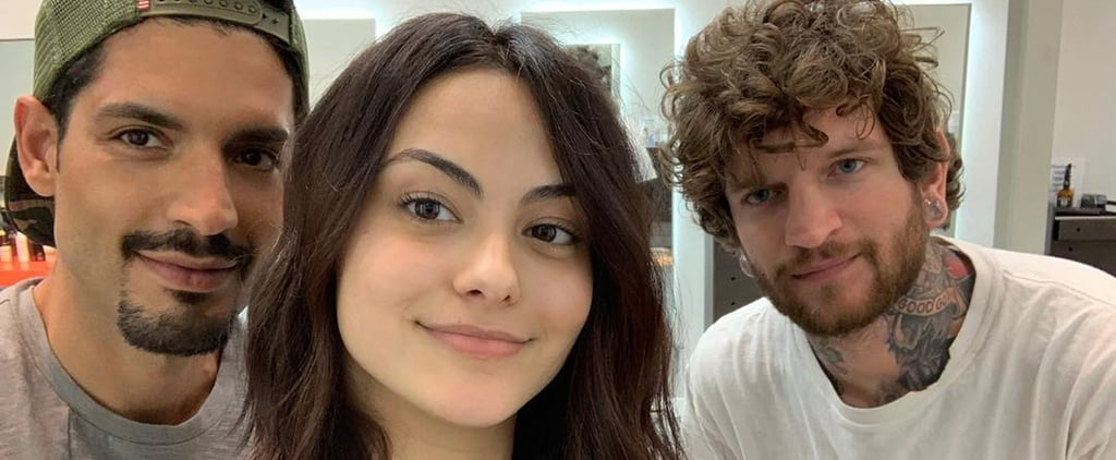 Camila Mendes Haircut April 2019