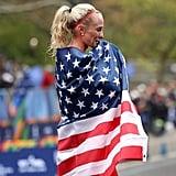 Shalane Flanagan Wins the 2017 NYC Marathon