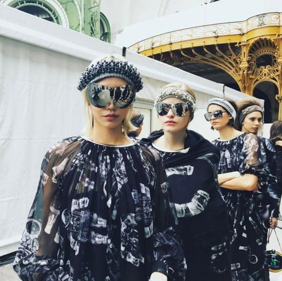 Défilé Chanel Automne/Hiver 2017