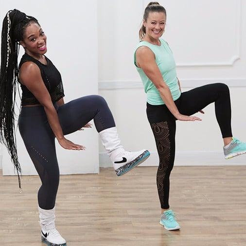Hip-Hop Tabata Workout