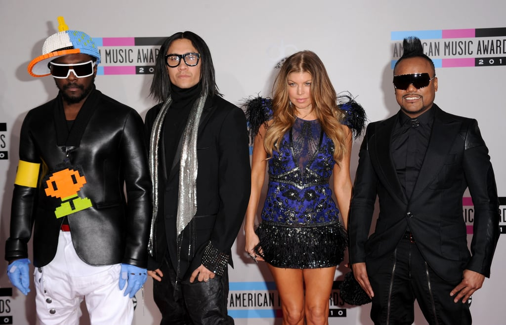 LEGO-fied at the 2010 American Music Awards