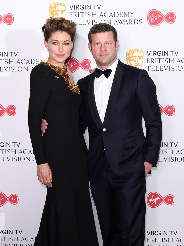 Emma Willis and Dermot O'Leary