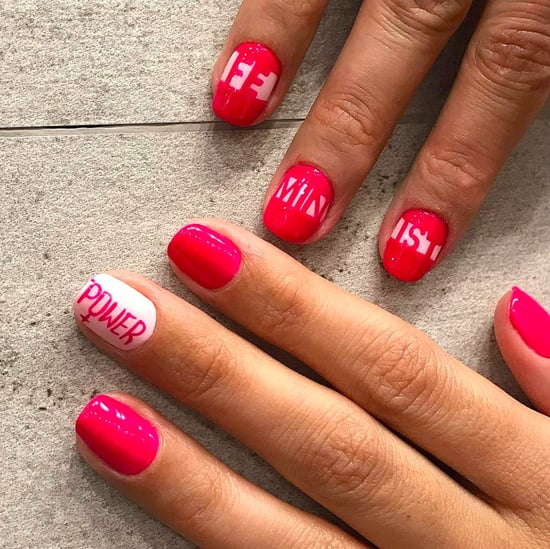 Feminism Nail Art Ideas