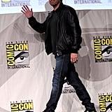 Surprise! Ben Affleck Makes a Dashing Appearance at Comic-Con