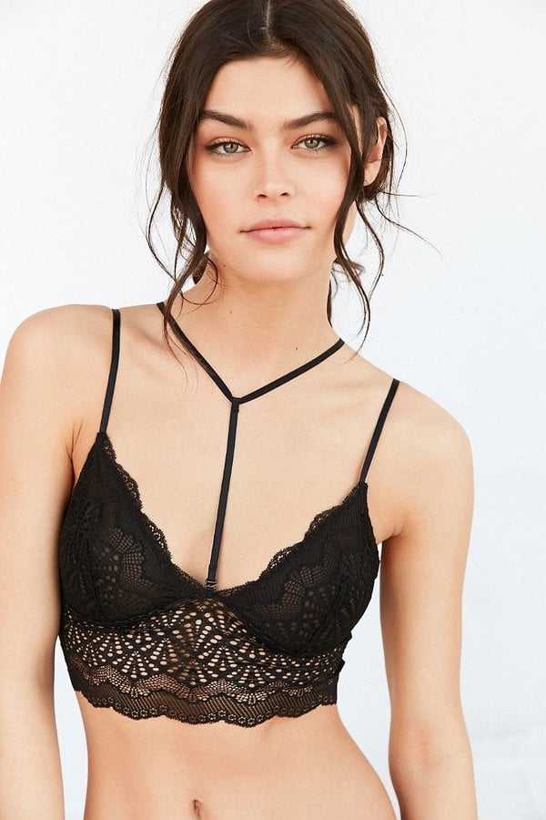 How to Wear Lingerie During the Day