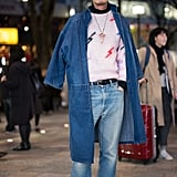 Mix Two Washes of Denim For a Modern Look