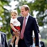 When William Carried George