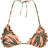 Vix Tropical Triangle Bikini Top