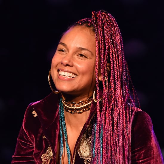 Alicia Keys No Makeup Photos