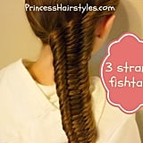 Three-Strand Fishtail