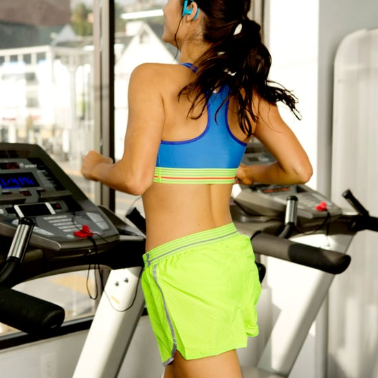 600-Calorie Treadmill Workout