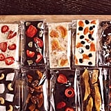Fruit-Filled Chocolate Bars