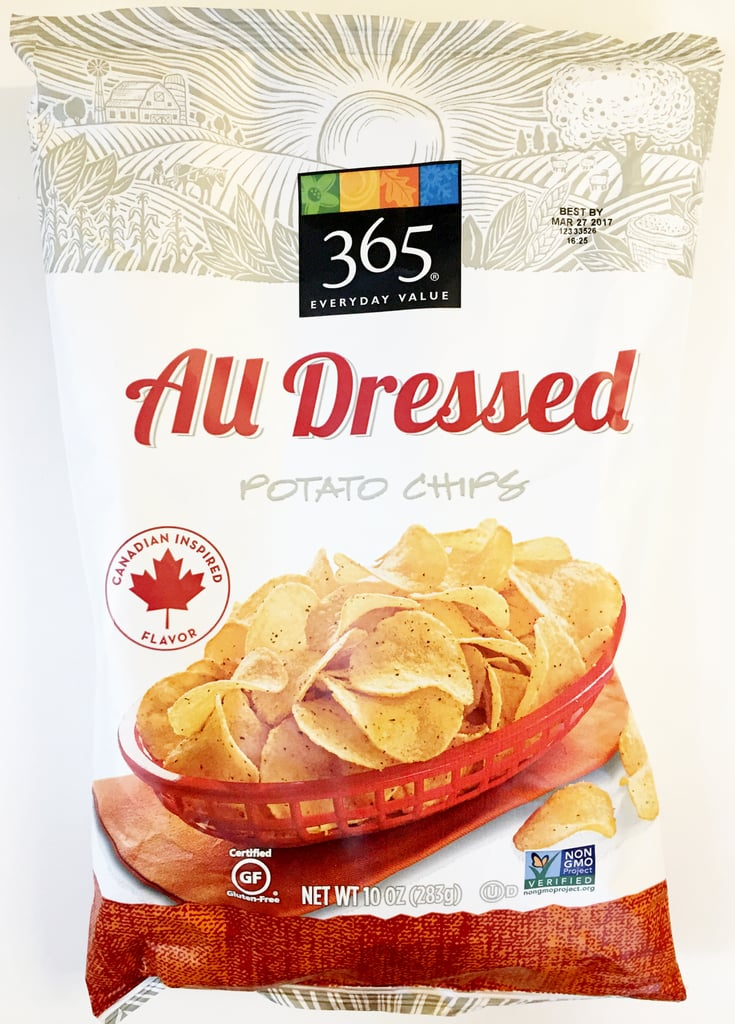 Whole Foods 365 All Dressed Potato Chips