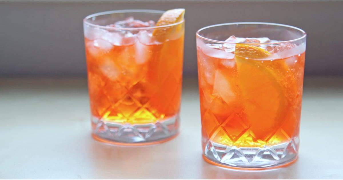 low calorie cocktail recipe popsugar fitness uk