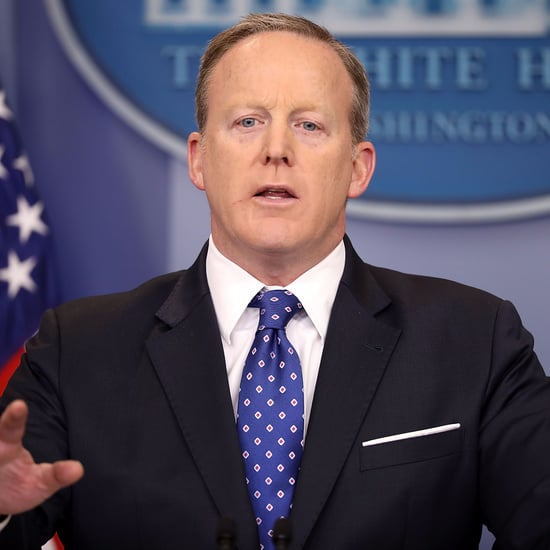 Sean Spicer Victimized by Reporter's Tweet