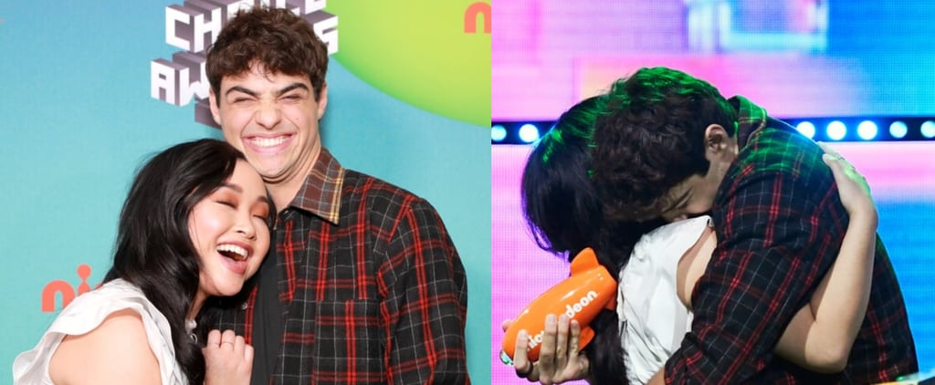 Lana Condor and Noah Centineo Friendship Pictures