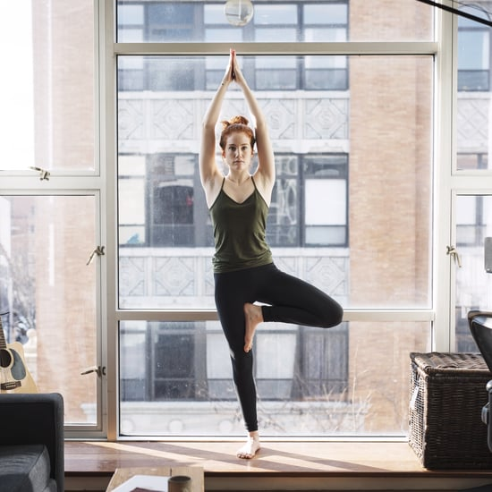 Try This Daily At-Home Yoga Flow to Help Ease Your Arthritis