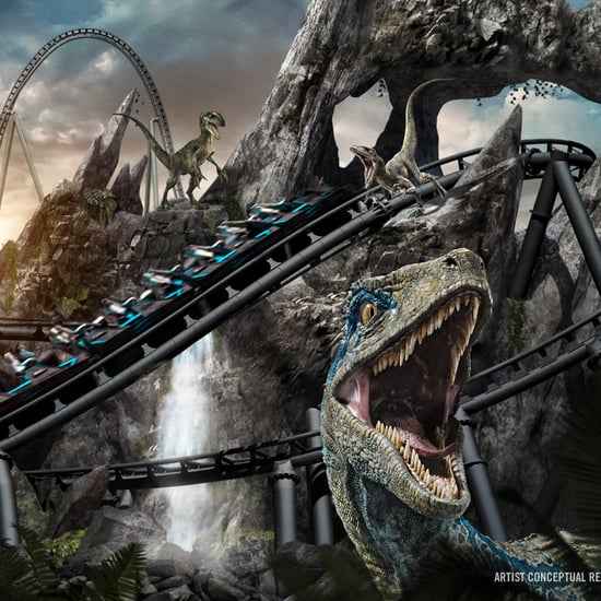 Universal Orlando Unveils New Jurassic World VelociCoaster