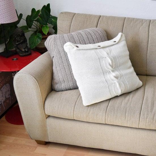 Sweater Pillows