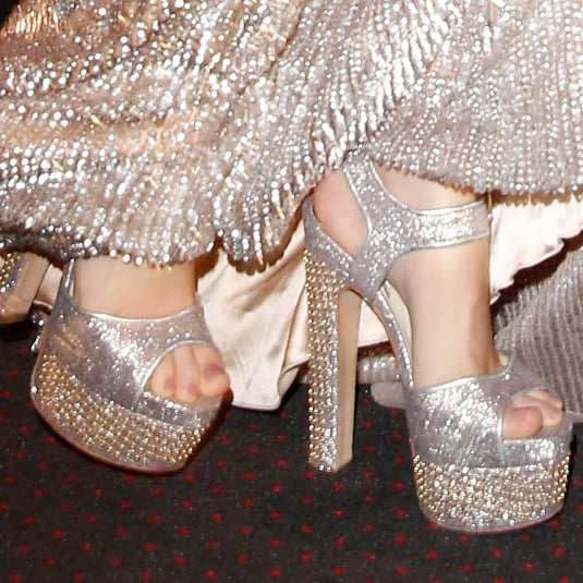Best Red Carpet Shoes of 2013