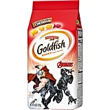 Goldfish Is Releasing Disney Princess and Avengers Crackers