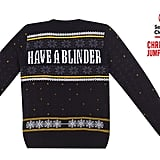 Blinding Christmas: Peaky Christmas Jumper (£40) This jumper is a part of a special edition range by Not Just, to raise money for Save the Children this Christmas Jumper Day. £5 from the sale of this jumper will go to helping children around the world have a brighter future.