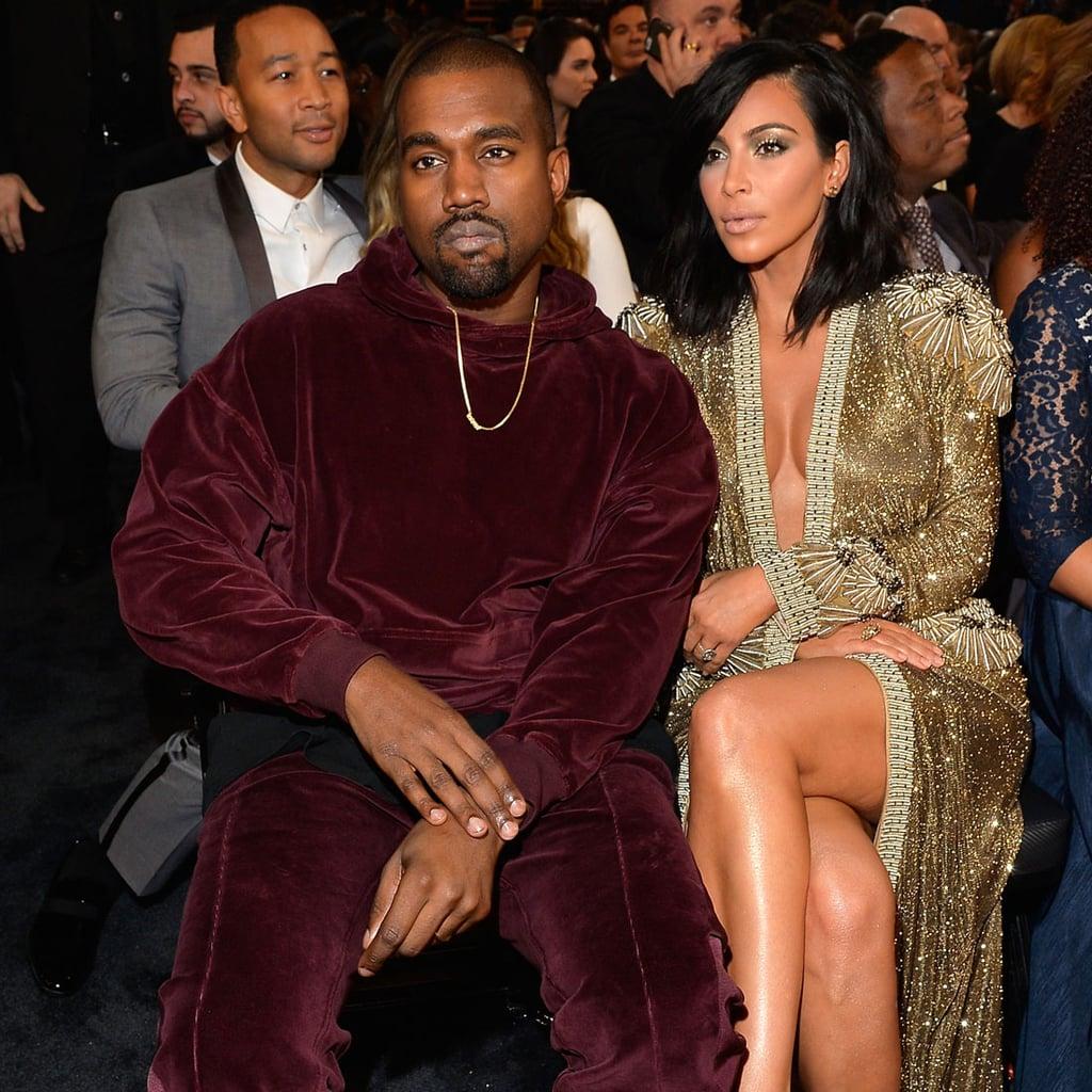 Kim Kardashian and Kanye West Style