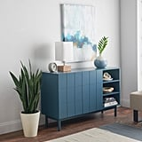 MoDRN Scandinavian Link Double Door Cabinet