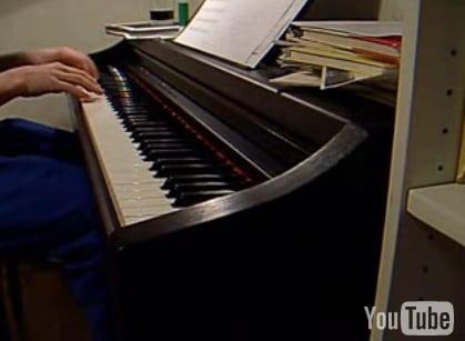 Super Mario Theme on Piano